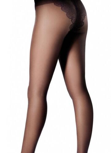 Marilyn Bikini Women/'s Elegant 20 Denier Bikini Brief Sheer Tights