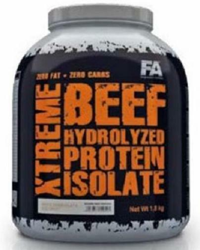 FA Xtreme Beef Protein 1800 g Fitness Authority