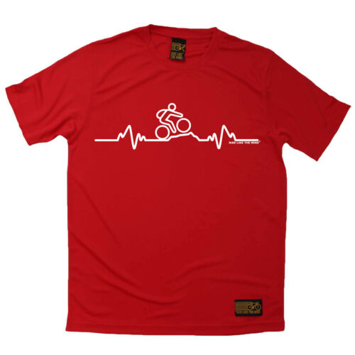Cycling Pulse Mountain Bike Breathable top T SHIRT DRY FIT T-SHIRT