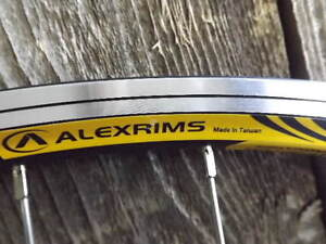 New-Old-Stock-36-Hole-ALEX-Linus-21-700c-Front-Wheel-w-Shimano-EXAGE-Sport-Hub