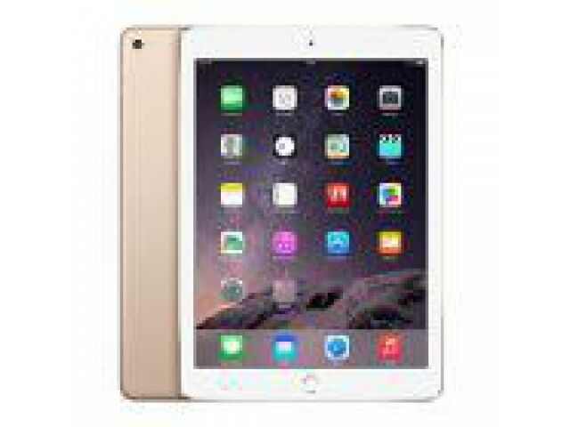 """Apple iPad Air 2 128GB [9,7"""" WiFi only] gold - SEHR GUT"""