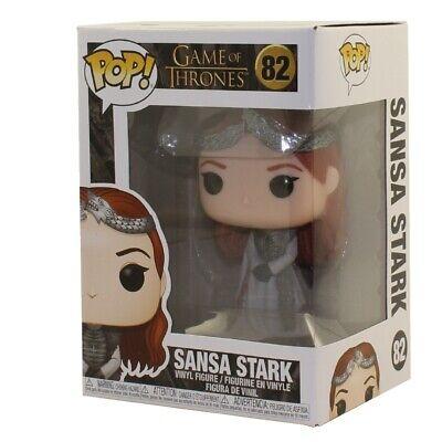 Funko Pop Vinyl Game of Thrones Sansa Stark figurine #82