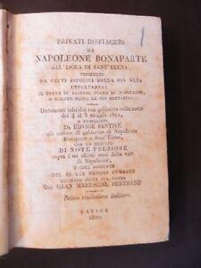 Raro-Privati-dispiaceri-Napoleone-fantasmi-ghost-Cardinale-Consalvi-Pinelli
