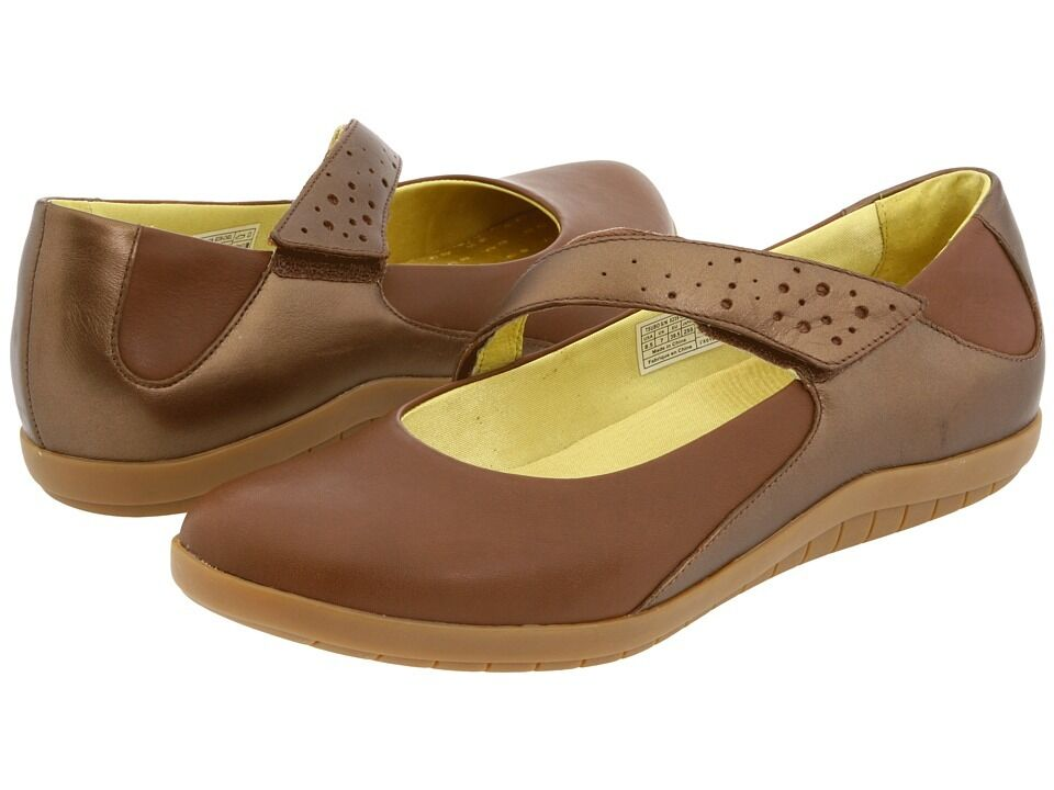 Tsubo Aftenia Brown Mary Jane shoes 7 7 7 c641bf