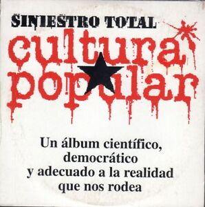 Siniestro-Total-Cultura-Popular-CD-Single-Ilegales-Ciudad-Jardin