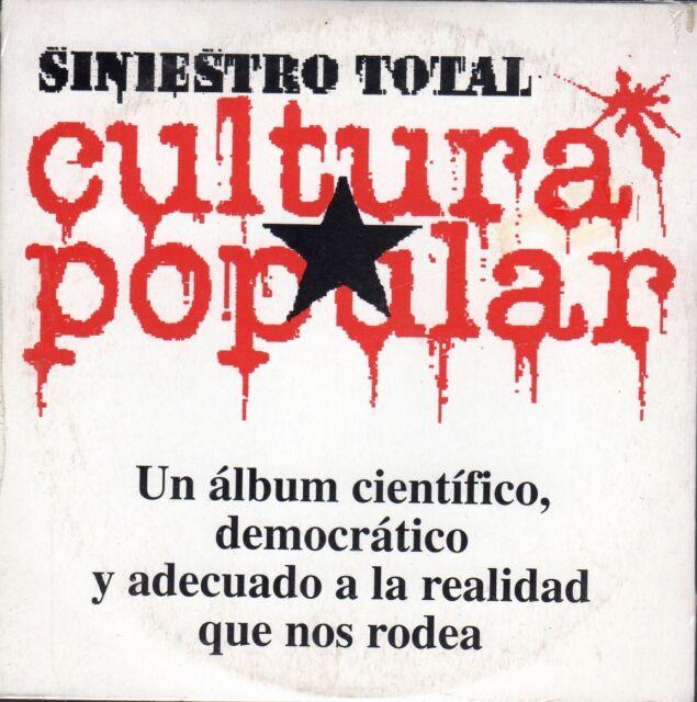 Siniestro Total Cultura Popular CD Single Ilegales Ciudad Jardin