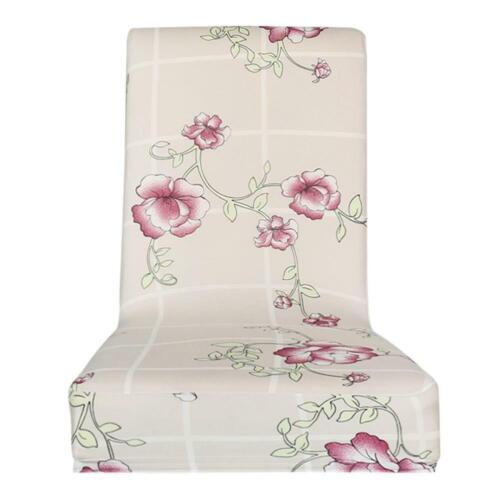 Universal Spandex Stretch Dining Seat Chair Cover Elastic Slipcover Home Decor