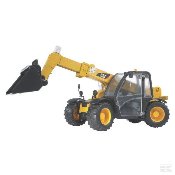 Bruder CAT Telescopic Loader 1 16 Scale Model Toy Christmas Gift