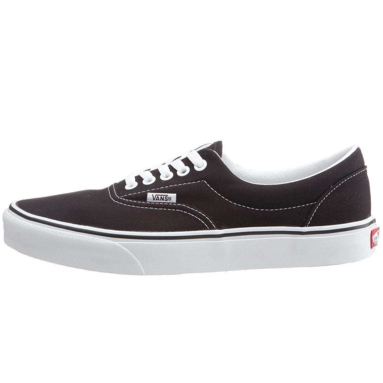 Vans Shoes Era VN000EWZBLK Canvas  VN000EWZBLK Era Nero/White 79969d