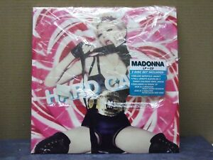 MADONNA-HARD-CANDY-3-LP-CD-DJ-REMIX-33-GIRI-DELUXE-GATEFOLD-2008