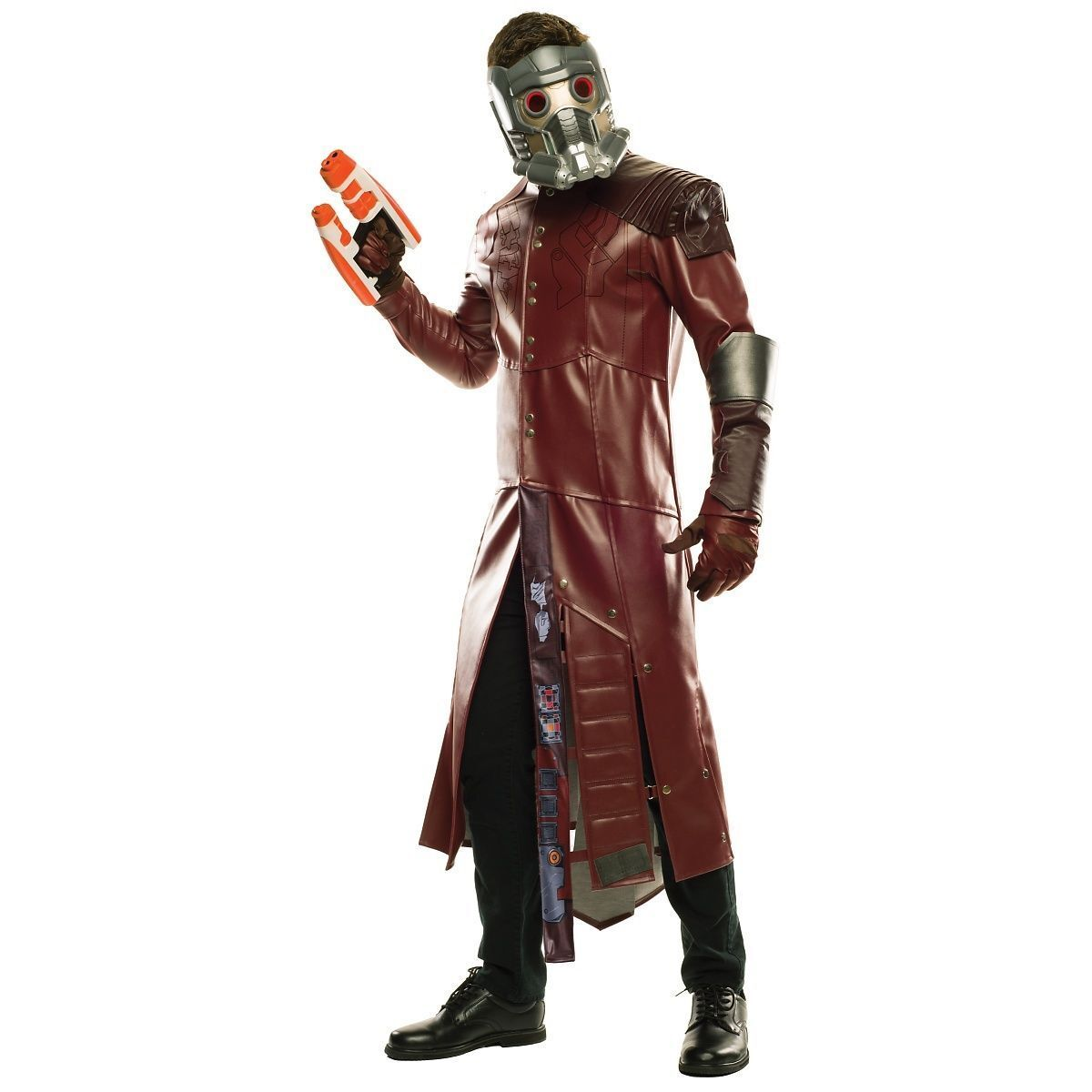 Guardians of The Galaxy - Star Lord Rental Quality Adult New Costume