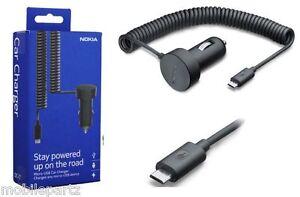Veritable-Nokia-DC-17-1-amp-chargeur-de-voiture-pour-Lumia-810-900-920-925-930-1020-1320