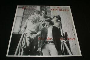 """CITY BLUES """"BLUE FOR LAWRENCE STREET"""" LEGIT VOID VINYL REISSH"""