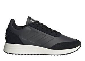 Adidas-RUN70S-EE9865-Nero-Scarpe-Donna-Bambini-Sportive-Running
