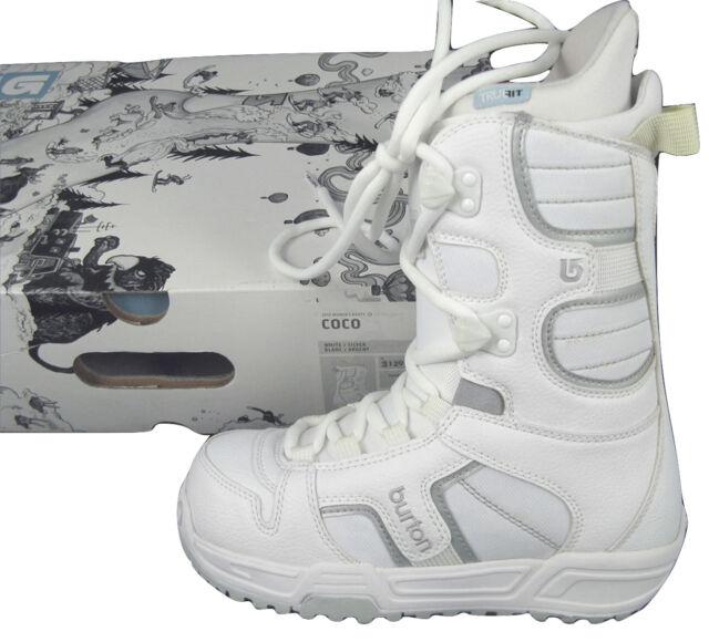 Burton Coco Snowboard Boots Us 4 Uk 2 5 Mondo 21 Euro 34 Traditional