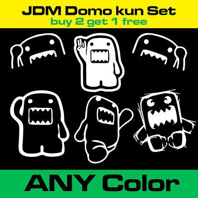KDM Sticker Tuner JDM Stance Decal Import