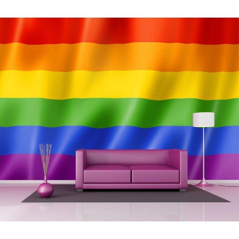 Papier peint géant couleur arc en ciel4578 | | | Sale Online  | Exceptionnelle  | Offre Spéciale  | La Construction Rationnelle  a10f41