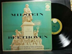 Nathan-Milstein-Beethoven-Originale-Capitol-P8313-US-50s