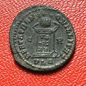 4289-RARE-Romaine-Follis-Crispus-BEATA-TRANQVILLITAS-FACTURE