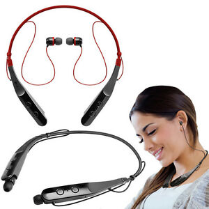 lg tone triumph hbs-510 bluetooth wireless stereo headset retail