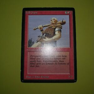 Hill-Giant-x1-Limited-Edition-Beta-1x-Magic-the-Gathering-MTG
