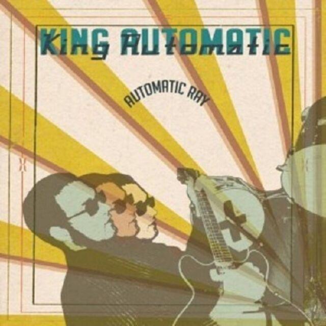 King Automatic - Automatic Ray  Vinyl LP  14 Tracks Alternative Rock  Neuware