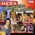 Mega Collection Francaise, Vol. 2 by Various Artists (CD, May-2005, BR Music (Netherlands))