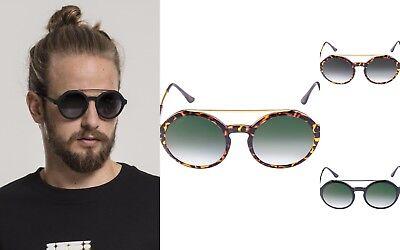 Affidabile Mstrds Occhiali Da Sole Uomo Donna Sunglasses Retro Space