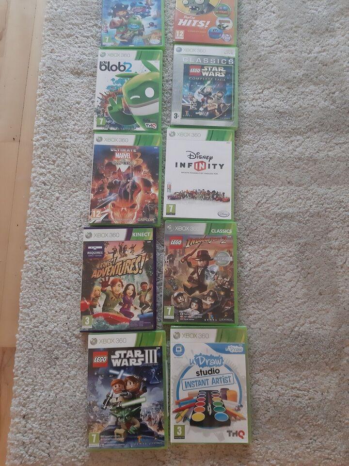 Xbox 360 spil, Xbox 360