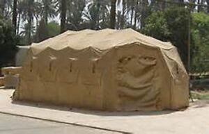 Image is loading Official-Military-15-039-X-28-039-DRASH- & Official Military 15u0027 X 28u0027 DRASH XB 4 SERIES TENT OD GREEN ...