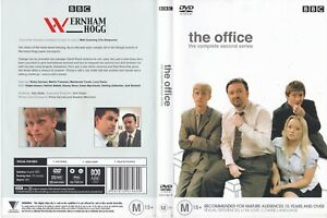 The Office Uk Complete Series 2