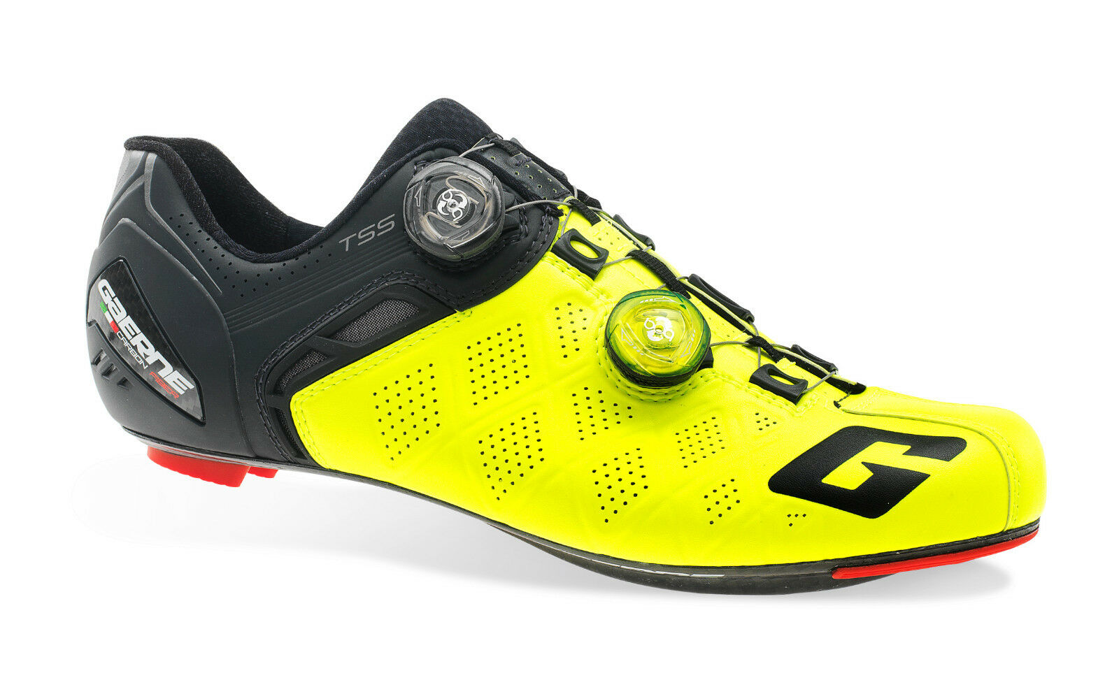 Gaerne Carbon G.Stilo+ Road Cycling shoes - Yellow (Reg.   499.99)  the newest brands outlet online