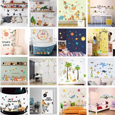 pet hedgehog vinyl decal stickers multi car window glass ceramic wall  art craft