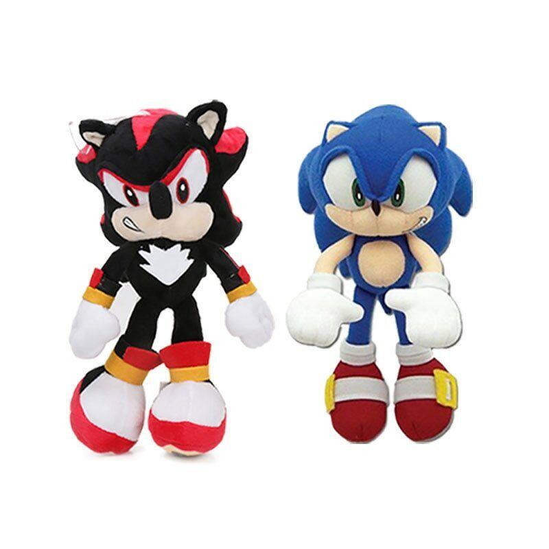 Set Of 2 Great Eastern Sonic The Hedgehog Espio Chameleon Silver Sonic Plush For Sale Online Ebay
