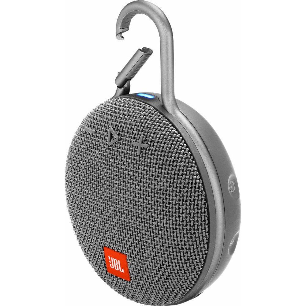 JBL Clip 3 Rechargeable Waterproof Portable Bluetooth Speaker  | eBay