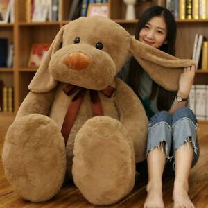 Lovely big teddy bear plush doll Stuffed Animal Gawk dog soft toys Xmas Gift Hot