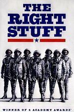 NEW DVD // The Right Stuff  - Ed Harris, Scott Glenn,Fred Ward,Charles Frank,