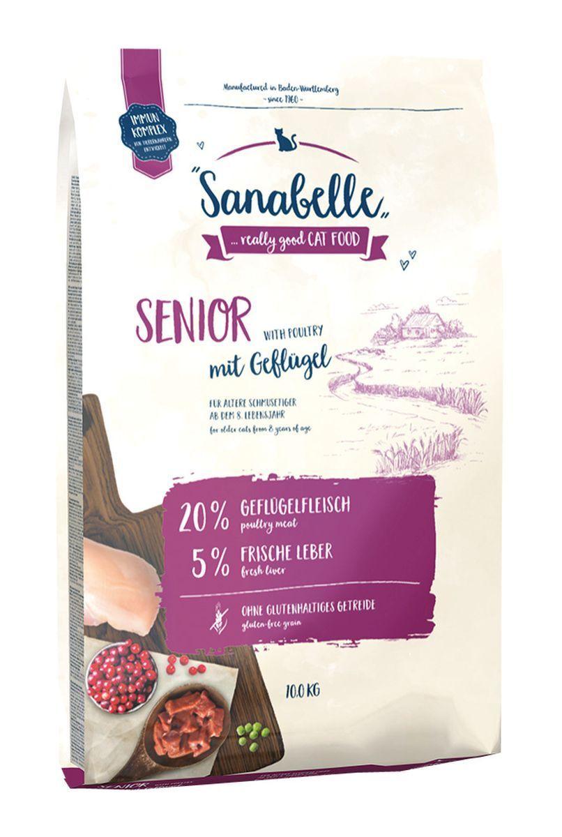 Sanabelle Senior Poultry 10 Kg