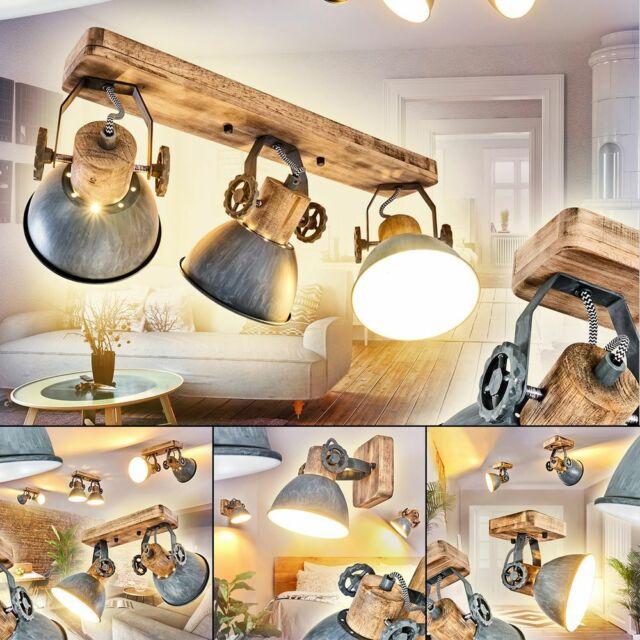 LED Deckenleuchte Design Flur Strahler Küchen Leuchten Schlaf Wohn Zimmer Lampen