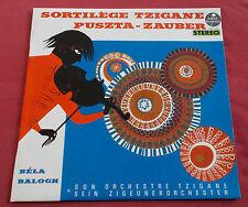 BELA BALOGH LP ORIG FR 60'S  SORTILEGE TZIGANE MINT