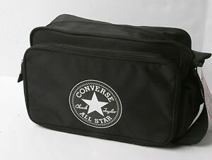 6f5dc4dfd4 Image is loading Converse-Classic-Reporter-Bag-Black