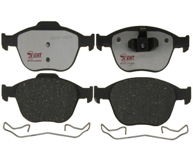 Disc Brake Pad Set-VIN: 5 Front Raybestos EHT970H
