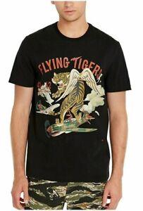Avirex-Men-039-s-Flying-Tigers-Graphic-T-shirt-Sz-Medium-NWT