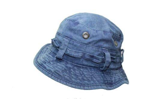 Broner Cotton Summer  Bucket Hat Cap For KidsTeens Multiple Colors