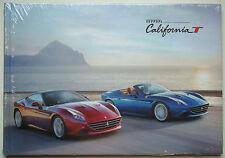 Genuine Ferrari California T Brochure Hardback In Factory Shrinkwrap