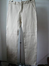 Very Cool Nicolas Ghesquière era BALENCIAGA chino khaki trousers IT48