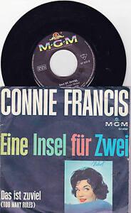 Connie-Francis-Eine-Insel-fuer-Zwei