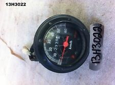 HONDA TODAY 02 - 06 SPEEDOMETER GENUINE OEM FACE BEEN SCRATCHED 13H3022