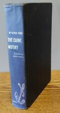 """1951 """"The Caine Mutiny"""" written by Herman Wouk Hardcover book 1st Edition"""