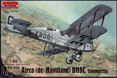 se descuenta Roden Roden Roden 1 48 Airco DH.9c  435  conveniente